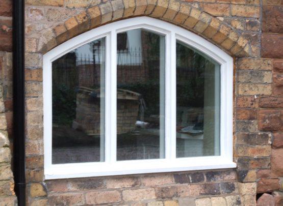 five sided window